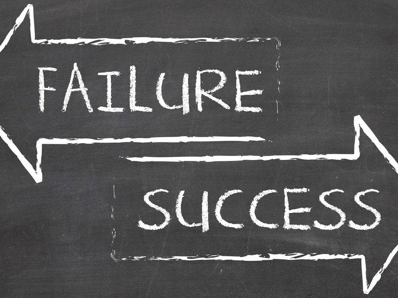 Success or failure in projects can be a fine line. Leadership skills are important when revisiting failed projects.