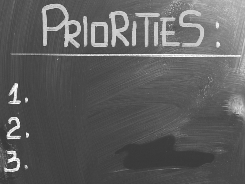 If you were to measure and prioritise just 3-5 things, what would they be? Sit down with your team and discuss what matters most.