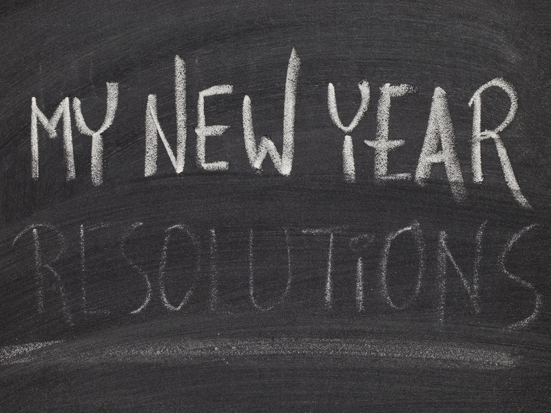 It's that time of year when many of us are looking to make commitments to do things differently in our personal lives. However, I also want to reflect on workplace resolutions too. Making changes to your leadership style or to the way your team operates is based on the same principles as your personal resolutions. Whether it's loosing a few pounds, getting fitter, or spending more time with your team, the secrets to successfully making your resolutions stick follow the same pattern.