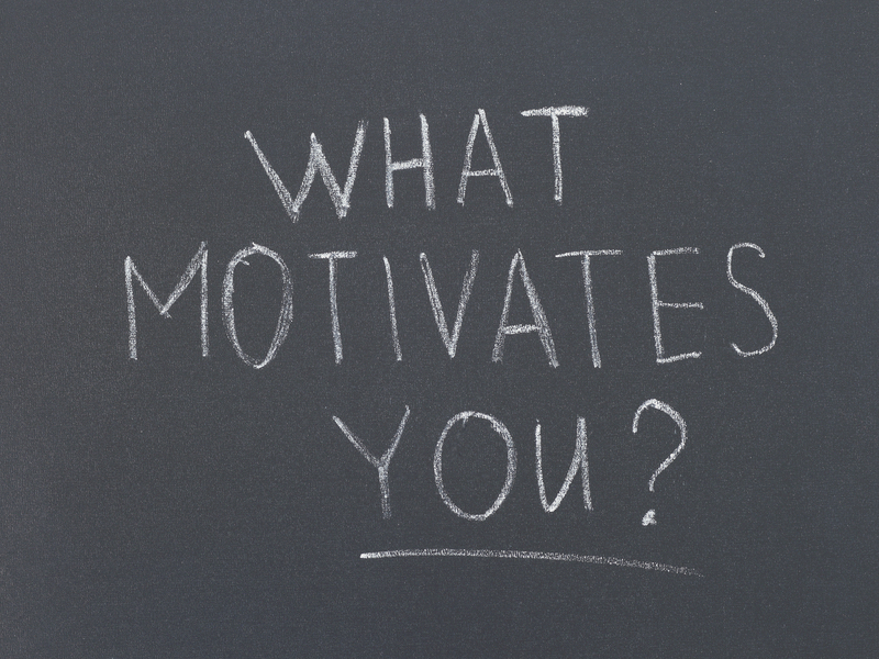 The five factors which help motivate your staff during change